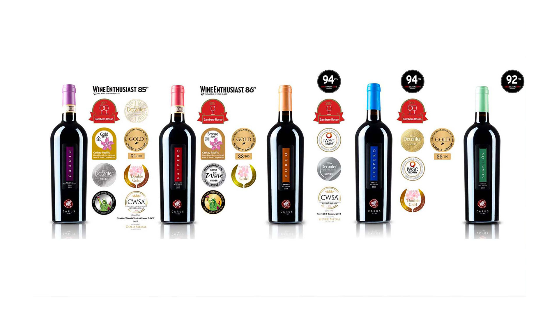 Carus Vini Chainti Classico Toscana